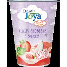 Йогурт кокосовий полуниця, Joya, 200г