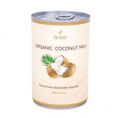Молоко кокосове 17%, Їж Еко, 400мл