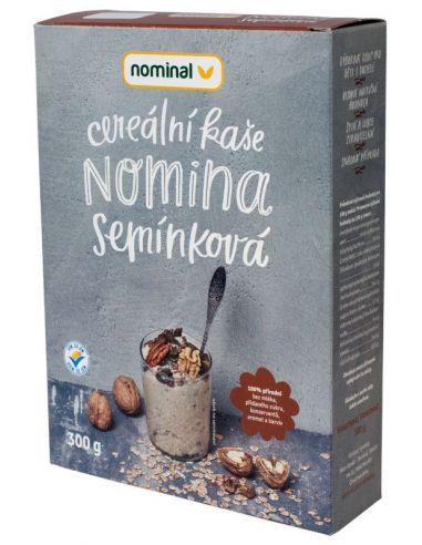 Каша с семенами, Nomina, 300г.