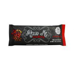 Батончик фруктовий з журавлиною, Raw Me, 45г