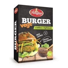Бургер з сочевицею і зеленню, Amylon, 125г