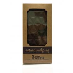 Шоколад чорний без добавок, Vegan Sweets, 85г
