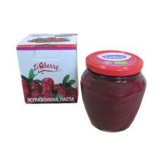 Журавлинна паста LiQberry, 550г