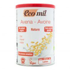 Молоко вівсяне розчинне, Ecomil, 400г