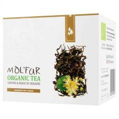 Чай чорний кипрійний з цвітом липи, Мольфар, 50г