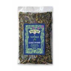 Іван чай + чорниця (Діабетичний), Herbal-tea, 100г