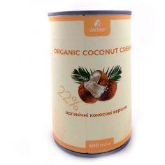 Вершки кокосові 22%, Їж Еко, 400мл