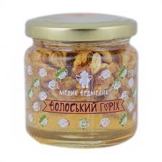 Медова суміш волоський горіх, Медик Ведмедик, 250г