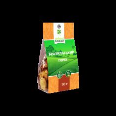 Бразильський горіх, Natural Green, 50г