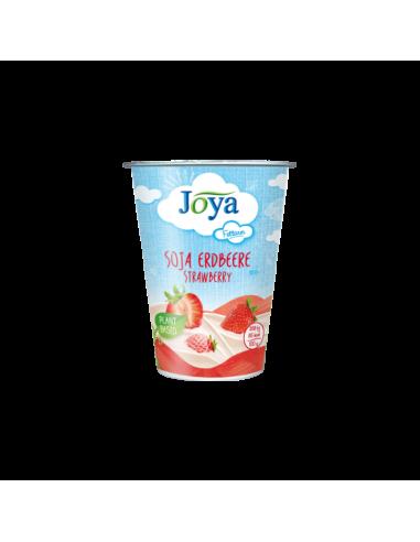 Йогурт соєвий з полуницею, Joya, 200г