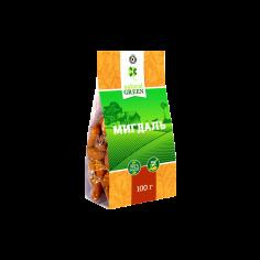 Мигдаль, Natural Green, 100г