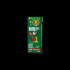 Натуральні яблучні цукерки з м`ятою bob snail (Равлик Боб), 30г