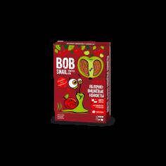 Натуральні яблучно-вишневі цукерки bob snail (Равлик Боб), 60г