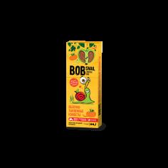Натуральні яблучно-гарбузові цукерки bob snail (Равлик Боб), 30г