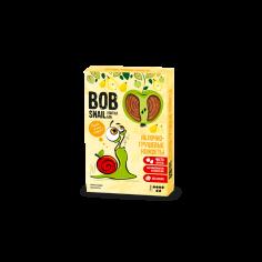 Натуральні яблучно-грушеві цукерки bob snail (Равлик Боб), 60г