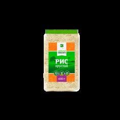 Рис круглий, NATURAL GREEN, 400г