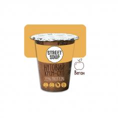 Крем-суп Нутовий, STREET SOUP, 50г стакан