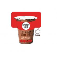 Крем-суп Томатний, STREET SOUP, 50г стакан