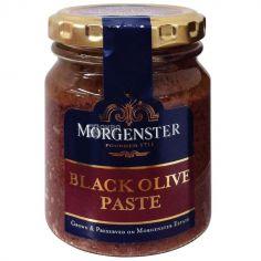 Паста з чорних оливок, Morgenster, 130г