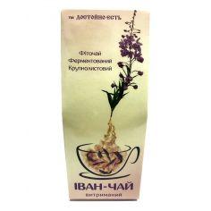 Іван чай ферментований крупнолистовий, Достойно Есть, 60г