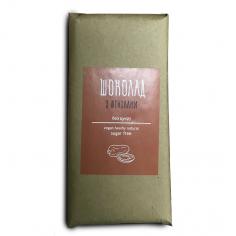 Шоколад з фініками б/цукру Chovenchoco, 100г
