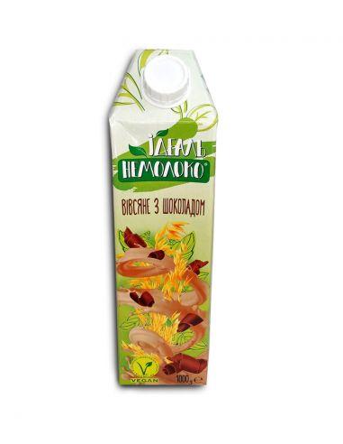 Молоко вівсяне шоколадне, 1,5%, Ідеаль Немолоко, 1000мл