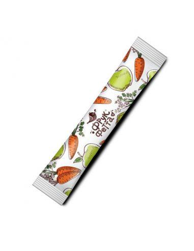 """Цукерка фруктова """"Яблуко-Морква"""", ФрукФетта, 20г"""