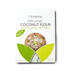 Борошно кокосове, Clearspring, 400г