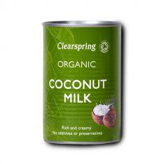Молоко кокосове, Clearspring,  400мл