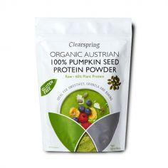 Протеїн з насіння гарбуза, Clearspring, 350г