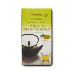Чай зелений Матча, Clearspring, 40г
