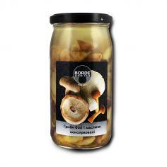 Суміш грибів Гурме консервована, Borde (Франція), 185г
