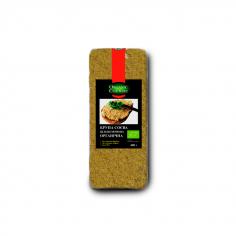 Крупа соєва органічна, Україна, Organic Country, 400г