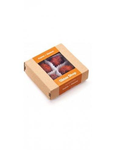 Конфеты хурма и кешью, Detox Shop, 100гр