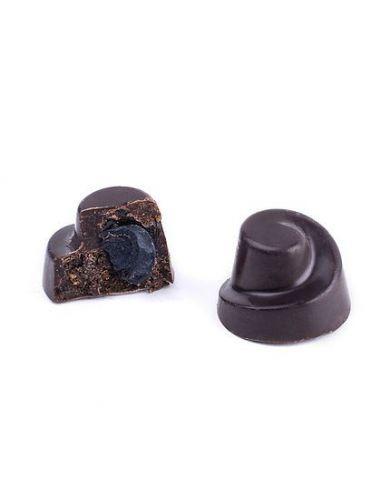 Конфеты шоколадные из кэроба с изюмом, Живая кухня, 100г