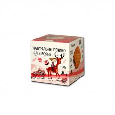 Печиво вівсяне, Кохана, 150 г