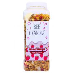 Гранола полунична, Bee Granola, 500г
