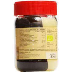 Крем-паста из кэроба черно/белая Carobella, 350г