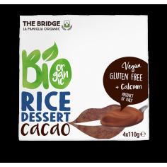 Десерт рисовий з какао, Bridge, 110г