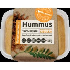 Хумус з карамелізованой цибулею, Ilovehummus, 150г