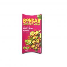 Тофу смажений зі спеціями та комбучею, Bonsan, 160г