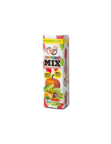Цукати овочевий мікс, Vitaminoking, 40г