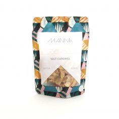 Чіпси кокосові Salt Caramel, Manna, 50г