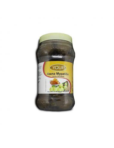 Амла мурабба в цукровому сиропі, Yours ethnic foods, 1кг