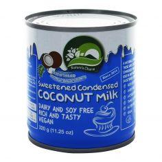 Молоко згущене кокосове, Nature's Charm, 320г