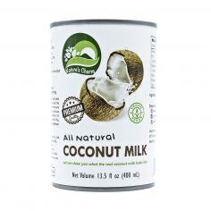 Молоко кокосове, Nature's Charm, 400мл