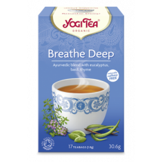"Чай ""Breathe Deep"", Yogi Tea, пакет, 1,8г"