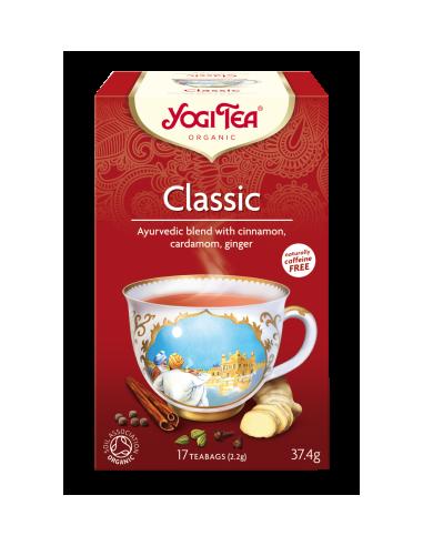 "Чай ""Classic"", Yogi Tea, пакет, 2"