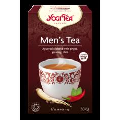 """Чай """"Men`s Tea"""", Yogi Tea, пакет"""