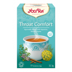 "Чай ""Throat Comfort"", Yogi Tea, пакет, 1,9г"